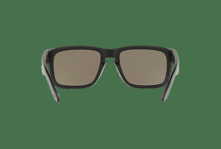 Oakley Holbrook Matte Black lente Sapphire Prizm y Polarized cod. OO9102-F055 - Image 6