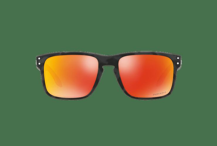 Oakley Holbrook Black Camo lente Ruby PRIZM cod. OO9102-E955 - Image 12
