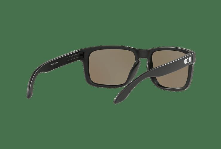 Oakley Holbrook Matte Black lente Sapphire Prizm y Polarized cod. OO9102-F055 - Image 7