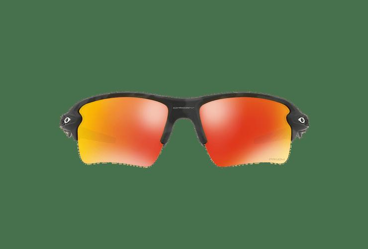 Oakley Flak 2.0 XL Black Camo lente Ruby PRIZM cod. OO9188-8659 - Image 12