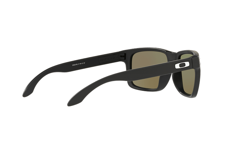 Oakley Holbrook Matte Black lente Sapphire Prizm y Polarized cod. OO9102-F055 - Image 8