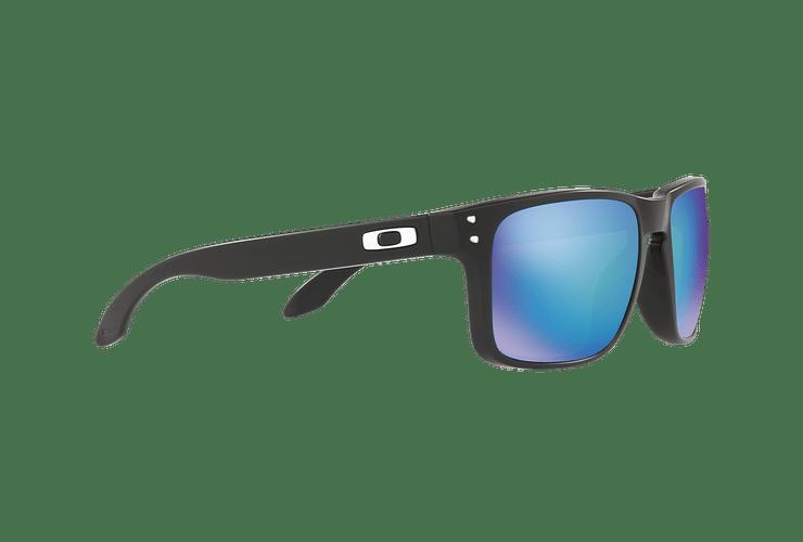 Oakley Holbrook Matte Black lente Sapphire Prizm y Polarized cod. OO9102-F055 - Image 10