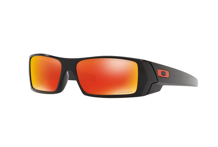 Oakley Gascan Polished Black lente Ruby PRIZM cod. OO9014-4460 - Image 1