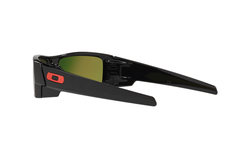Oakley Gascan Polished Black lente Ruby PRIZM cod. OO9014-4460 - Image 4