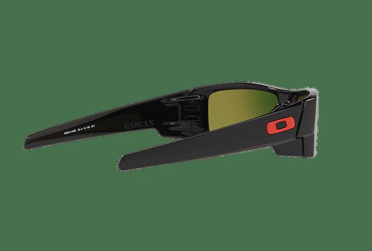 Oakley Gascan Polished Black lente Ruby PRIZM cod. OO9014-4460 - Image 8
