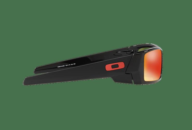 Oakley Gascan Polished Black lente Ruby PRIZM cod. OO9014-4460 - Image 9
