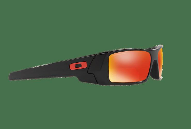 Oakley Gascan Polished Black lente Ruby PRIZM cod. OO9014-4460 - Image 10