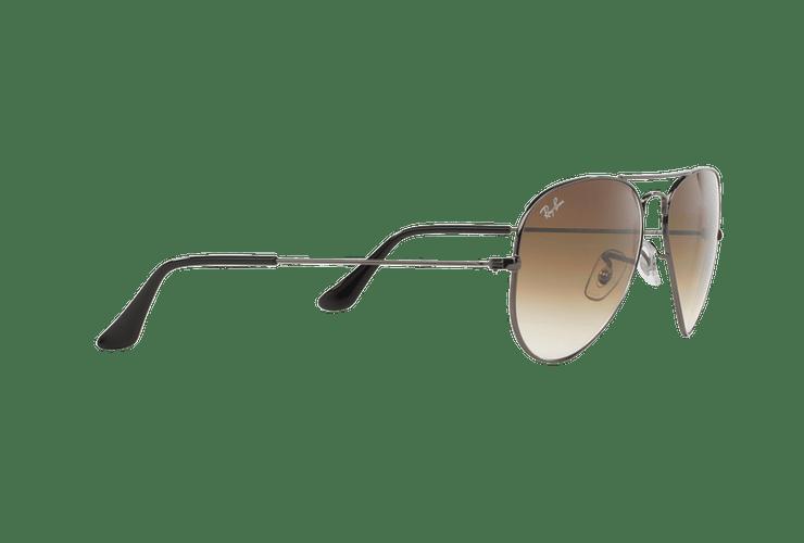 Ray Ban Aviador Gunmetal lente Crystal Brown Gradient cod. RB3025 004/51 58 Desc25% - Image 10