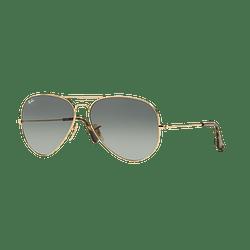 Ray Ban Aviador Gold lente Grey Gradient cod. RB3025 181/71 62