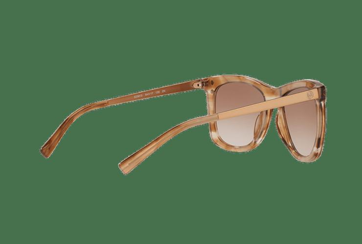 Michael Kors Lex Brown floral lente Brown peach gradient cod. MK2046 323913 54 - Image 8