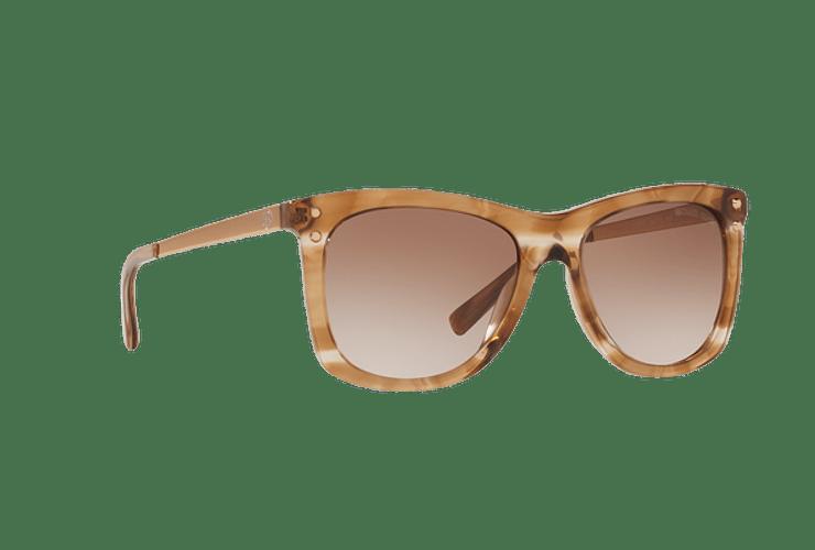 Michael Kors Lex Brown floral lente Brown peach gradient cod. MK2046 323913 54 - Image 11