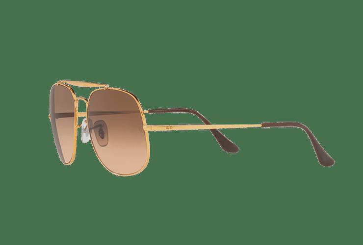Ray Ban General Light Bronze lente Pink Gradient Brown cod. RB3561 9001A5 57 Desc30% - Image 2