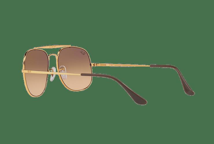 Ray Ban General Light Bronze lente Pink Gradient Brown cod. RB3561 9001A5 57 Desc30% - Image 4