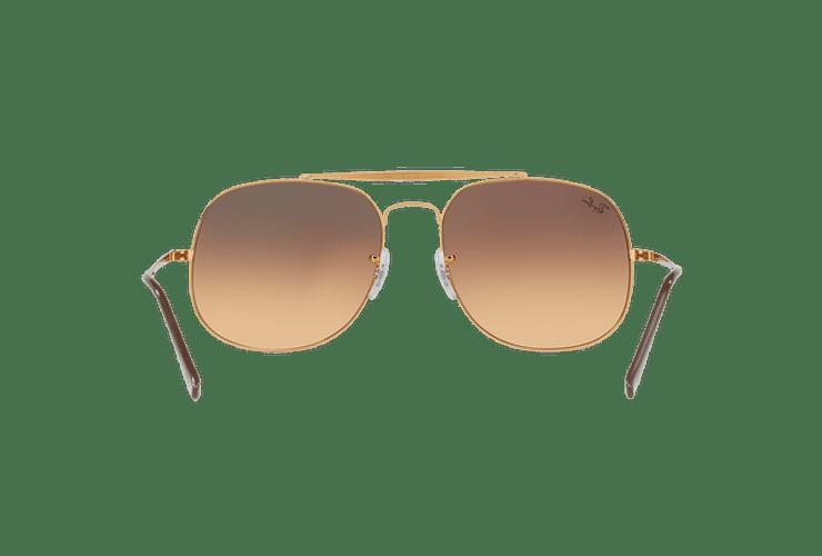 Ray Ban General Light Bronze lente Pink Gradient Brown cod. RB3561 9001A5 57 Desc30% - Image 6