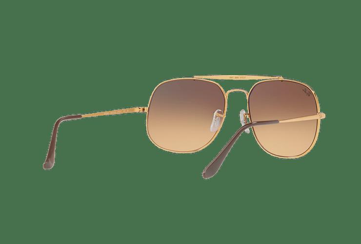 Ray Ban General Light Bronze lente Pink Gradient Brown cod. RB3561 9001A5 57 Desc30% - Image 7