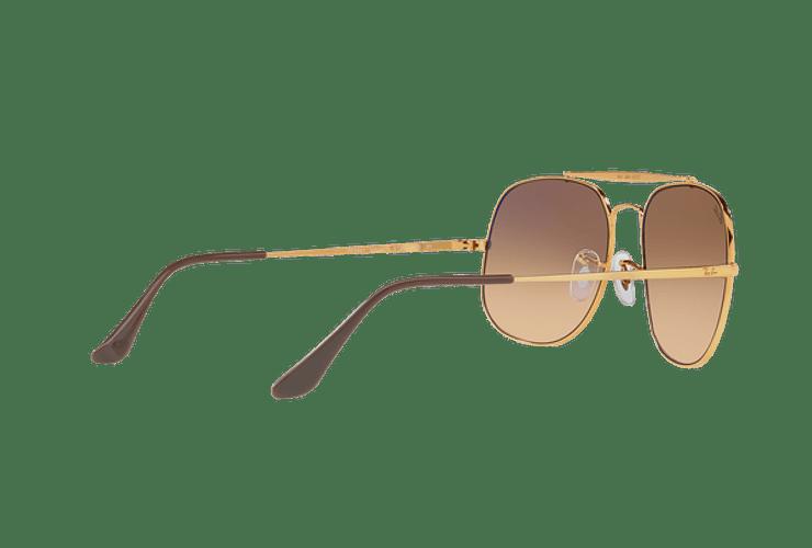 Ray Ban General Light Bronze lente Pink Gradient Brown cod. RB3561 9001A5 57 Desc30% - Image 8