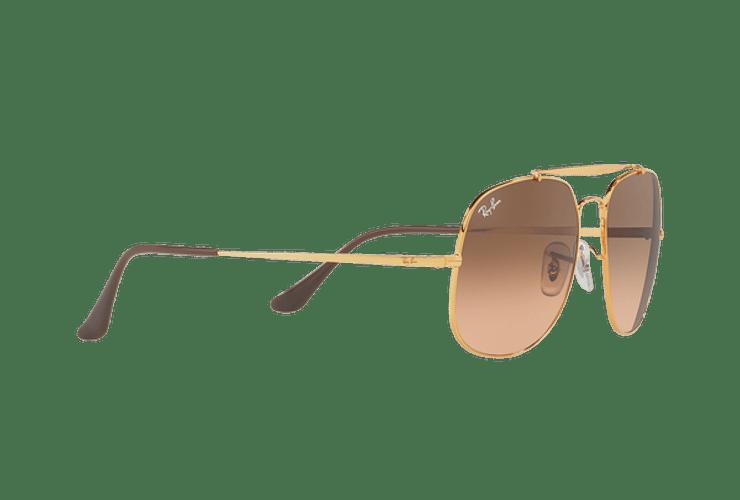 Ray Ban General Light Bronze lente Pink Gradient Brown cod. RB3561 9001A5 57 Desc30% - Image 10