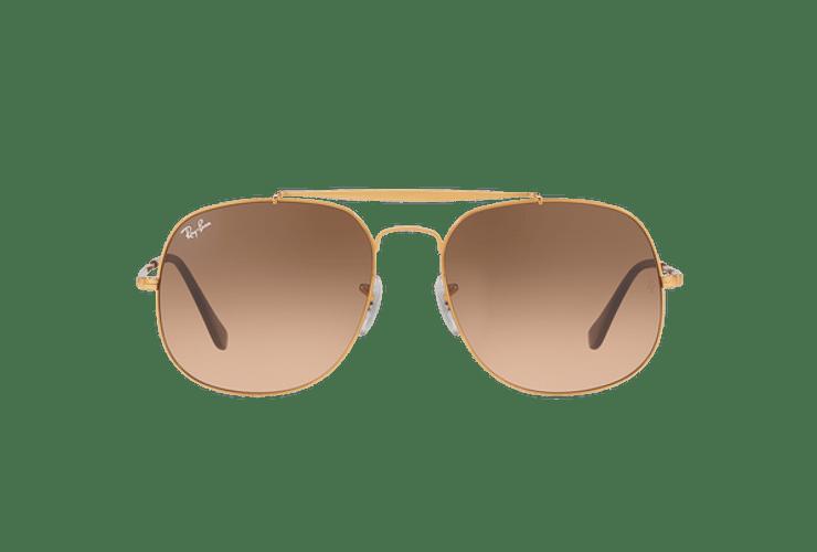 Ray Ban General Light Bronze lente Pink Gradient Brown cod. RB3561 9001A5 57 Desc30% - Image 12