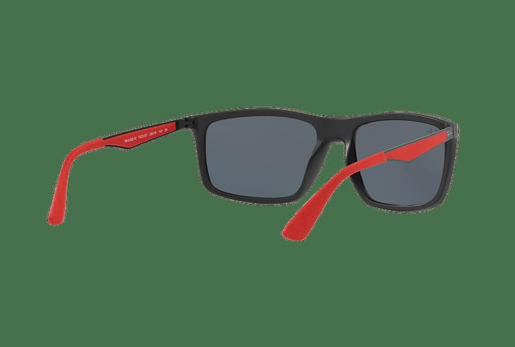 Ray Ban Active RB4228M Ed. Especial Ferrari Matte Black lente Dark Grey cod. RB4228M F60287 58 - Image 7
