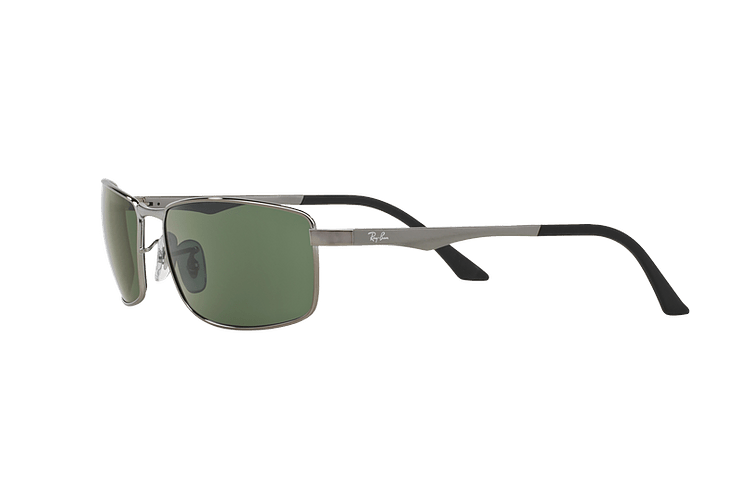 Ray Ban Active RB3498 Gunmetal lente Green cod. RB3498 004/71 61 - Image 2