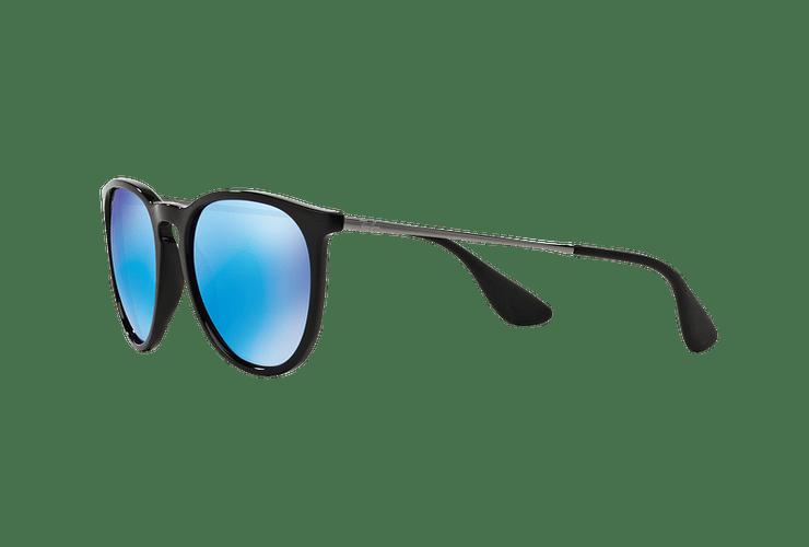 Ray Ban Erika Black lente Blue Mirror cod. RB4171 601/55 54 - Image 2