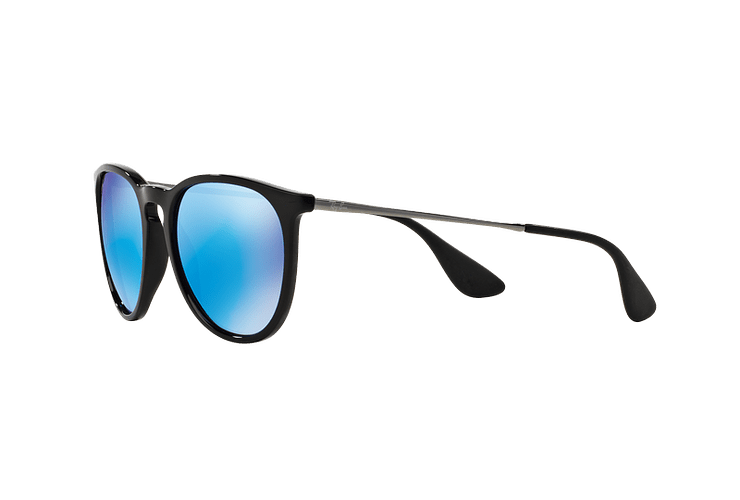 Ray Ban Erika Black lente Blue Mirror cod. RB4171 601/55 54 - Image 2