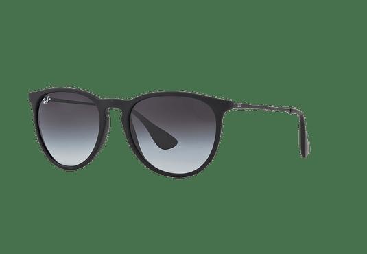Ray Ban Erika Rubber Black lente Grey Gradient cod. RB4171 622/8G 54