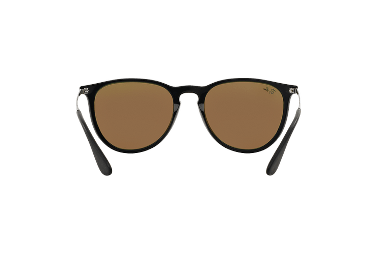 Ray Ban Erika Black lente Blue Mirror cod. RB4171 601/55 54 - Image 6