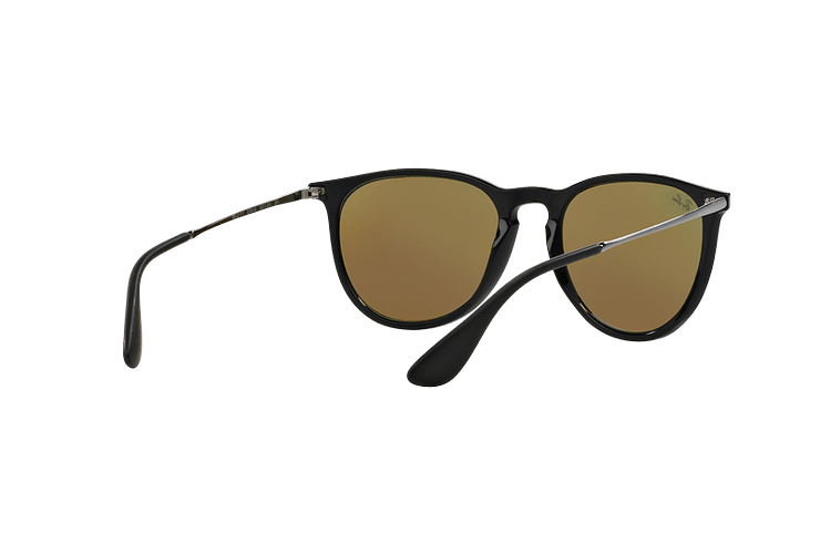Ray Ban Erika Black lente Blue Mirror cod. RB4171 601/55 54 - Image 7
