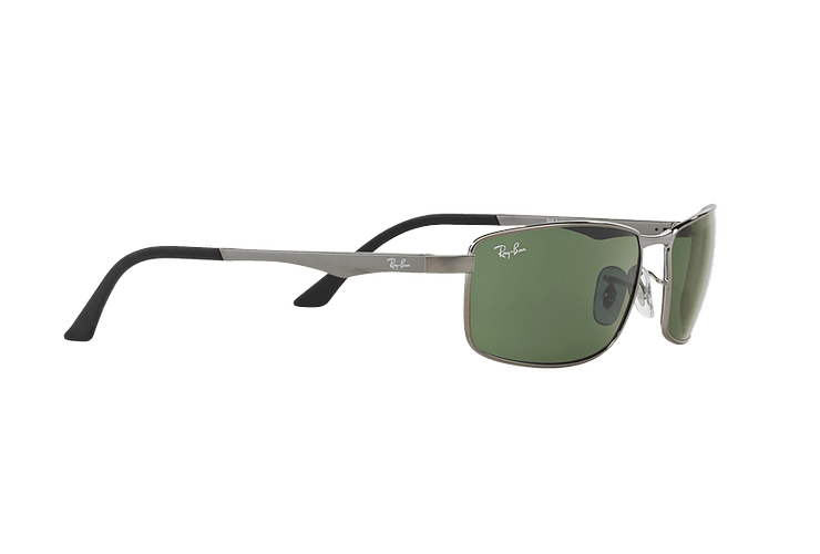 Ray Ban Active RB3498 Gunmetal lente Green cod. RB3498 004/71 61 - Image 10