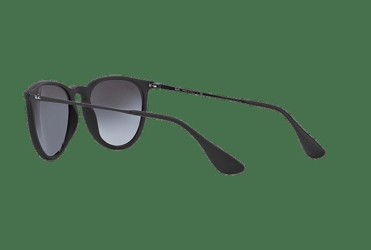 Ray Ban Erika Rubber Black lente Grey Gradient cod. RB4171 622/8G 54 - Image 4