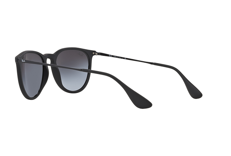 Ray Ban Erika Rubber Black lente Grey Gradient cod. RB4171 622/8G 54 - Image 4