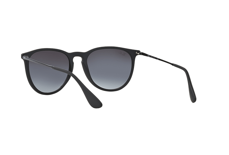 Ray Ban Erika Rubber Black lente Grey Gradient cod. RB4171 622/8G 54 - Image 5