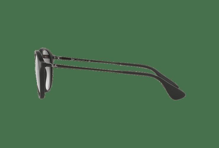 Ray Ban Round RB4243 Rubber Black lente Dark Grey Gradient cod. RB4243 622/8G 49 Desc30% - Image 3