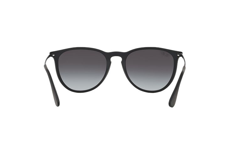 Ray Ban Erika Rubber Black lente Grey Gradient cod. RB4171 622/8G 54 - Image 6