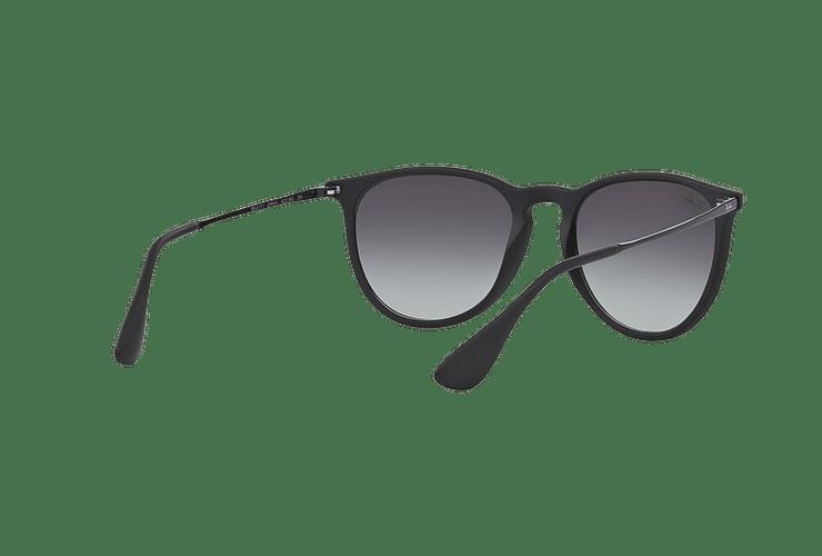 Ray Ban Erika Rubber Black lente Grey Gradient cod. RB4171 622/8G 54 - Image 7