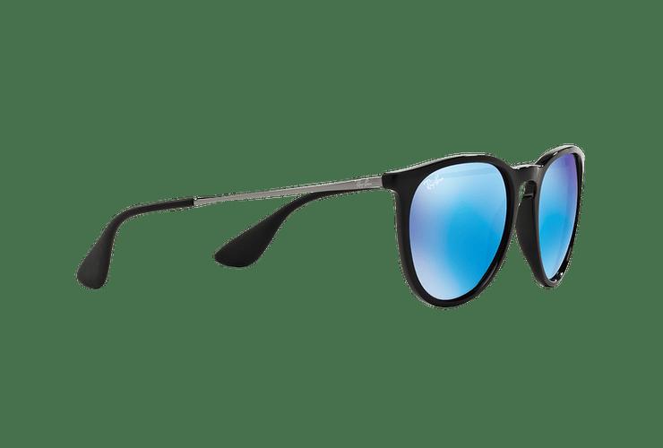 Ray Ban Erika Black lente Blue Mirror cod. RB4171 601/55 54 - Image 10