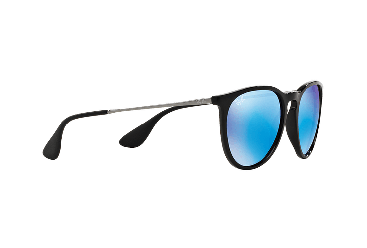 Ray Ban Erika Black lente Blue Mirror cod. RB4171 601/55 54 - Image 10