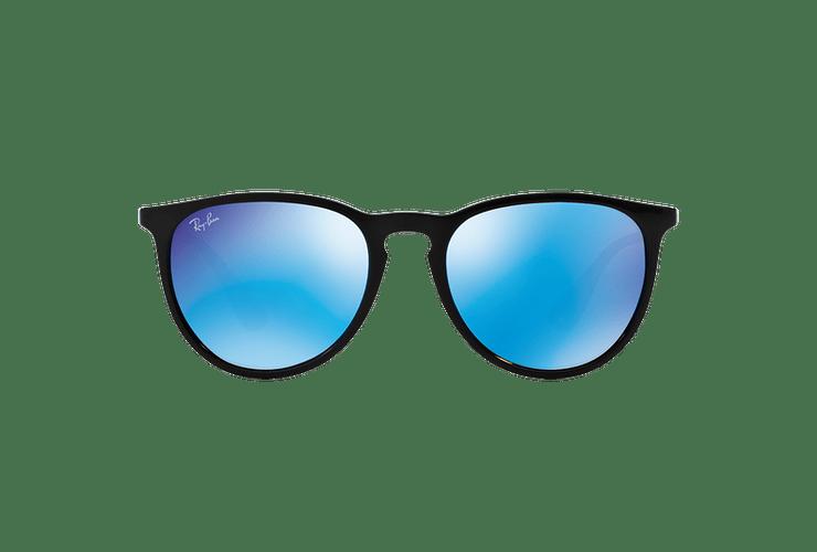Ray Ban Erika Black lente Blue Mirror cod. RB4171 601/55 54 - Image 12