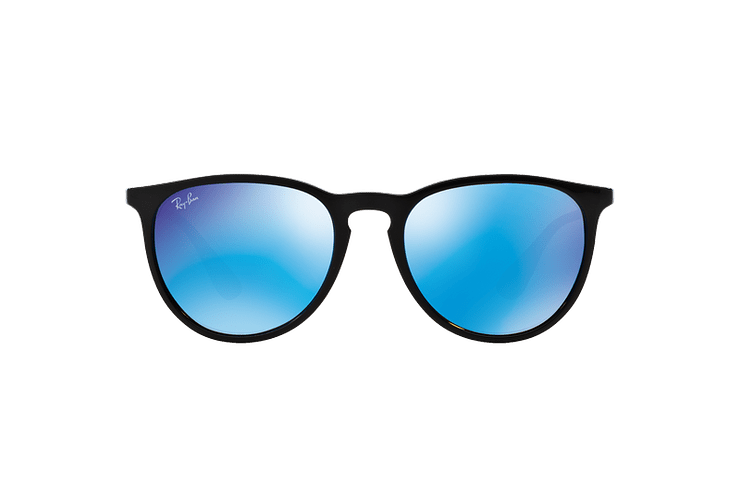 Ray Ban Erika Black lente Blue Mirror cod. RB4171 601/55 54 - Image 12