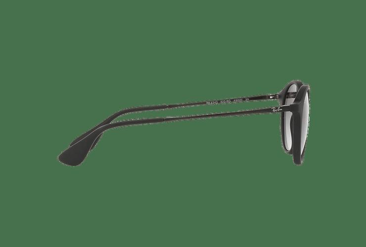 Ray Ban Round RB4243 Rubber Black lente Dark Grey Gradient cod. RB4243 622/8G 49 Desc30% - Image 9