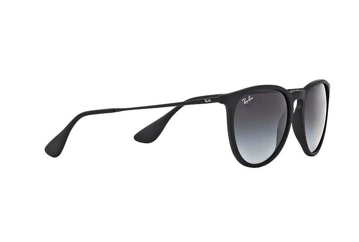 Ray Ban Erika Rubber Black lente Grey Gradient cod. RB4171 622/8G 54 - Image 10