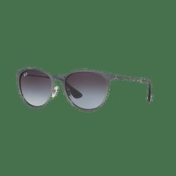 Ray Ban Erika Metal Grey Metallic lente Grey Gradient cod. RB3539 192/8G 54