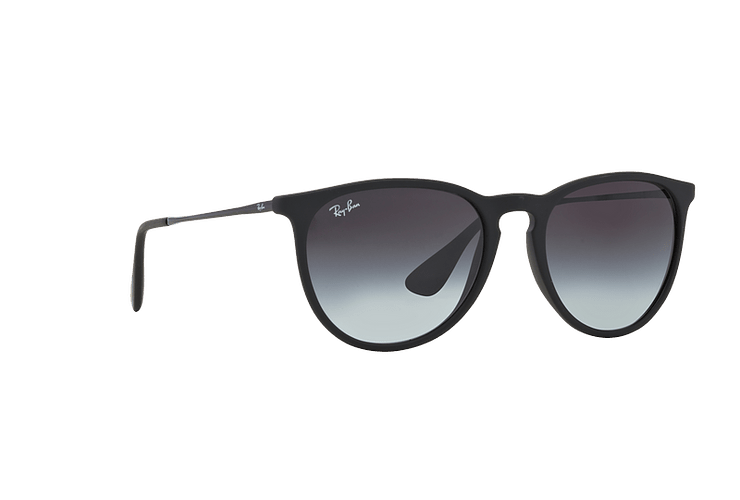Ray Ban Erika Rubber Black lente Grey Gradient cod. RB4171 622/8G 54 - Image 11