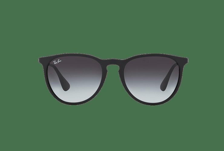 Ray Ban Erika Rubber Black lente Grey Gradient cod. RB4171 622/8G 54 - Image 12