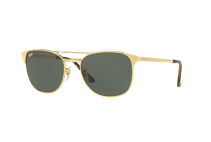 Ray Ban Signet Gold lente Green cod. RB3429M 001 55 - Image 1