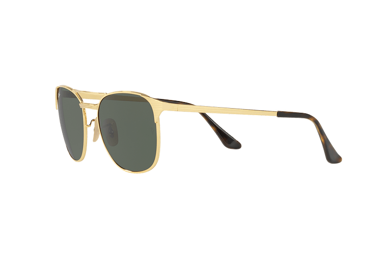Ray Ban Signet Gold lente Green cod. RB3429M 001 55 - Image 2