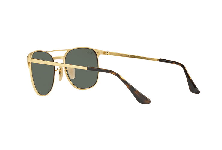 Ray Ban Signet Gold lente Green cod. RB3429M 001 55 - Image 4