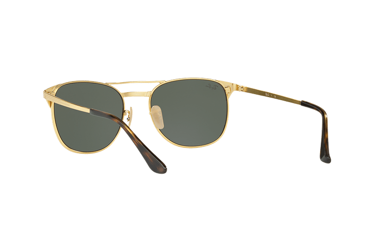 Ray Ban Signet Gold lente Green cod. RB3429M 001 55 - Image 5