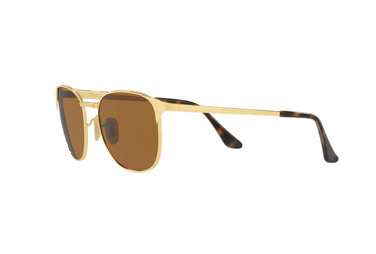 Ray Ban Signet Gold lente Brown cod. RB3429M 001/33 55 - Image 2